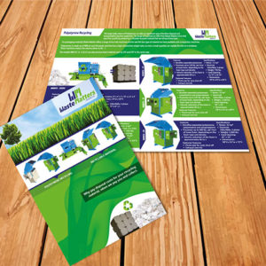 A4 4pp brochure or Folded Leaflet printing and design Dublin | Kildare | Kerry | Galway | Limerick | Cork | Athlone