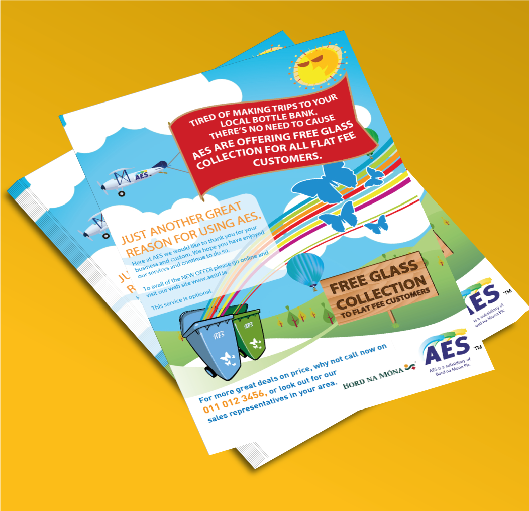 a5 leaflets flyer printing dublin order now clickprinting ie