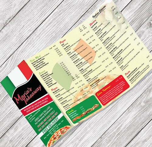 8pp_DL_Brochure Printing and design | Design Printing Dublin | Kildare | Cork | Galway | Kerry