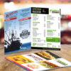 A5-4pp-Brochure-Folded-leaflet Restaurant Menu Or Brochure Printing | A4 Menu Design Printing Dublin | Kildare | Cork | Galway | Kerry
